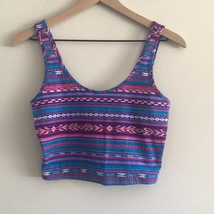 NWT Forever 21 Crop Top Size M